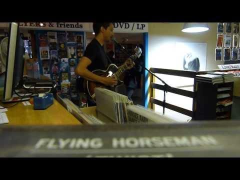 SHOWCASE FLYING HORSEMAN @ CAROLINE MUSIC - B-SIDES BRUSSELS