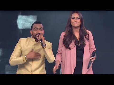 Rising Star | Sonakshi Sinha sings with Bannet Dosanjh | 15th April 2017