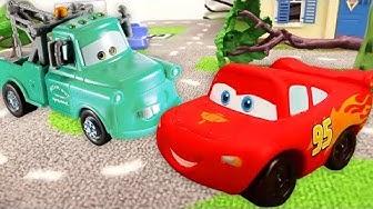 Spielspaß mit Lightning McQueen - Spielzeugautos für Kinder