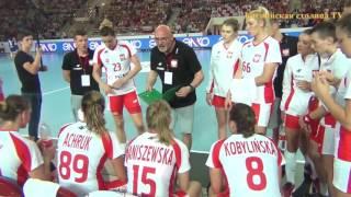 РОССИЯ - ПОЛЬША Гандбол. Женщины. Музыкальная зарисовка матча