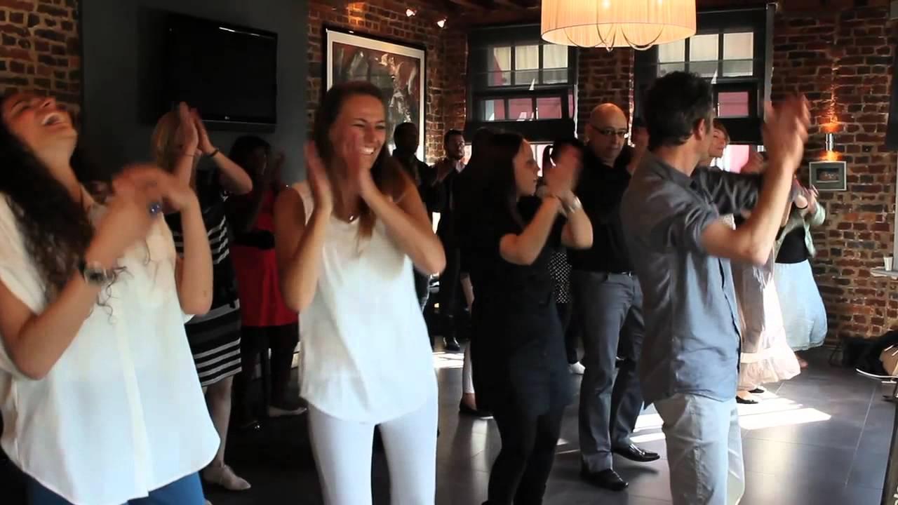 Team building Mix Percus corporelles + chant - L'AME STRONG