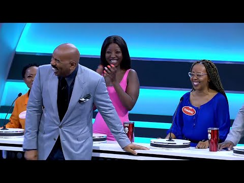 DJ Fresh vs his wife, Thabiso! This is a REAL Family Feud!!!| Family Feud South Africa