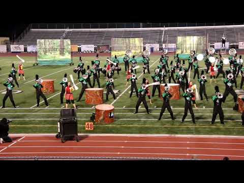 Thousand Oaks High School Marching Band, 11/30/18