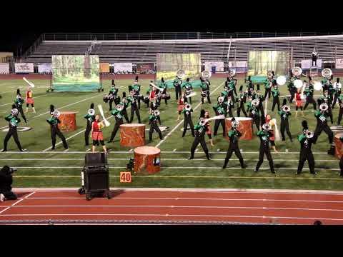 Thousand Oaks High School Marching Band, 11/30/18