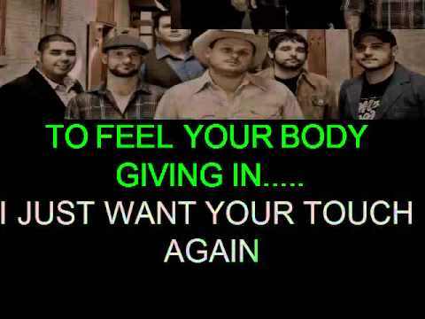 TOUCH JOSH ABBOTT BAND KARAOKE