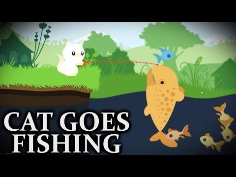The Deep Cat Goes Fishing Doovi