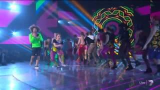 Let's Get Ridiculous - Red FOO LMFAO (Original&Official) HD 720p
