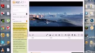 Программа для монтажа видео  EZVID !!!(Поставь лайк тебе не трудно, а мне приятно! сайт - ezvid.com., 2014-09-29T15:32:31.000Z)