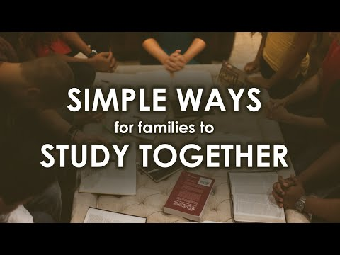 Simple Ways To Study At Home