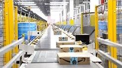 Follow a package through Staten Island's Amazon warehouse