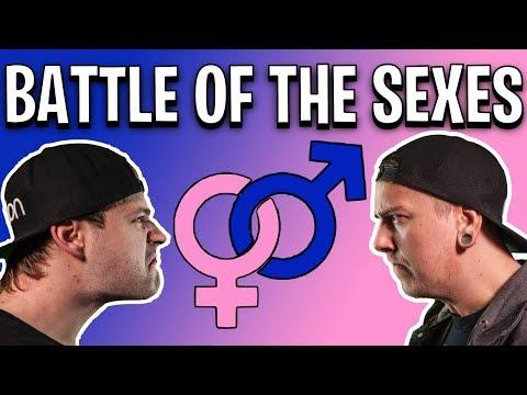 Describing Males & Females Poorly!