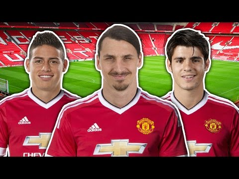 Manchester United To Build New Galácticos? | Transfer Talk