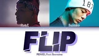 PENIEL (프니엘) - Flip (Feat. Beenzino) (Color Coded Lyrics Eng/Rom/Han/가사)
