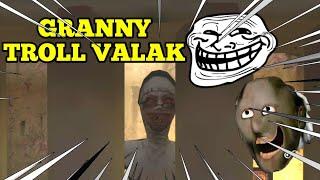 KHI GRANNY TROLL VALAK| PHIM NHIỀU GAME