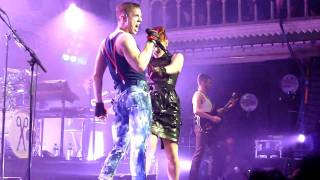 Scissor Sisters - Tits on the Radio @ Paradiso Amsterdam 5 july 2010