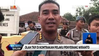Pelaku Penyerang Wiranto Tak Pernah Berbaur Dengan Tetangga