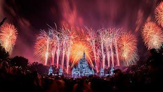 Happy New Year 2020 - Walt Disney World Fireworks Show [New Year