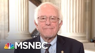 Senator Bernie Sanders: GOP Tax Bill Is Simply A 'Gift' To 1% | MSNBC