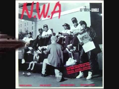 Express Yourself - N.W.A (1988)