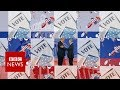 Is Russia still meddling in US politics? - BBC News