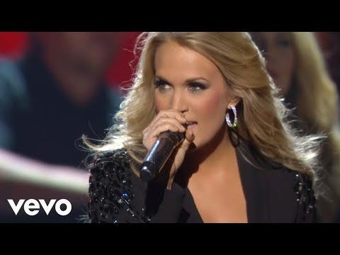 Carrie Underwood  Blown Away Medley