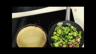 Как выпечь из песочного теста форму для пирога с жидкой начинкой / Илья Лазерсон / Мировой повар