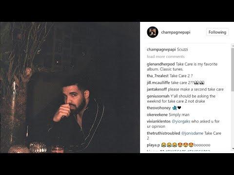 Drake To Release Take Care 2?
