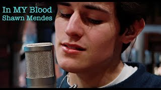 Shawn Mendes - In My Blood - (Reuben Gray Cover)