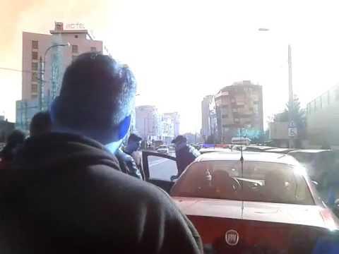 Pirat de la uber prins de politia rutiera din Bucuresti