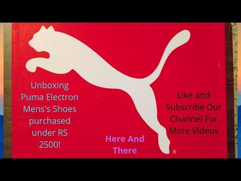 Original Puma Electron Trainer Shoes|  Best Running Shoes Under Rs 2500! #Runningshoes #originalPuma