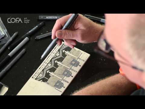 Pen and Ink - Dr Vaughan Rees - Drawing Essentials