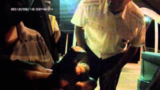 Пьяный инспектор ДПС на ПОСТу 17 Волгоград, часть-2