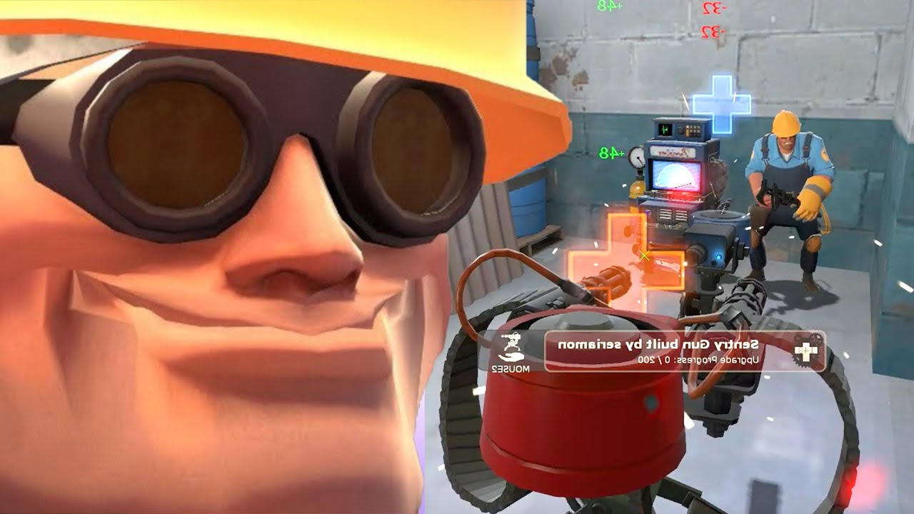Download TF2 - He Built His Sentry Next to Mine