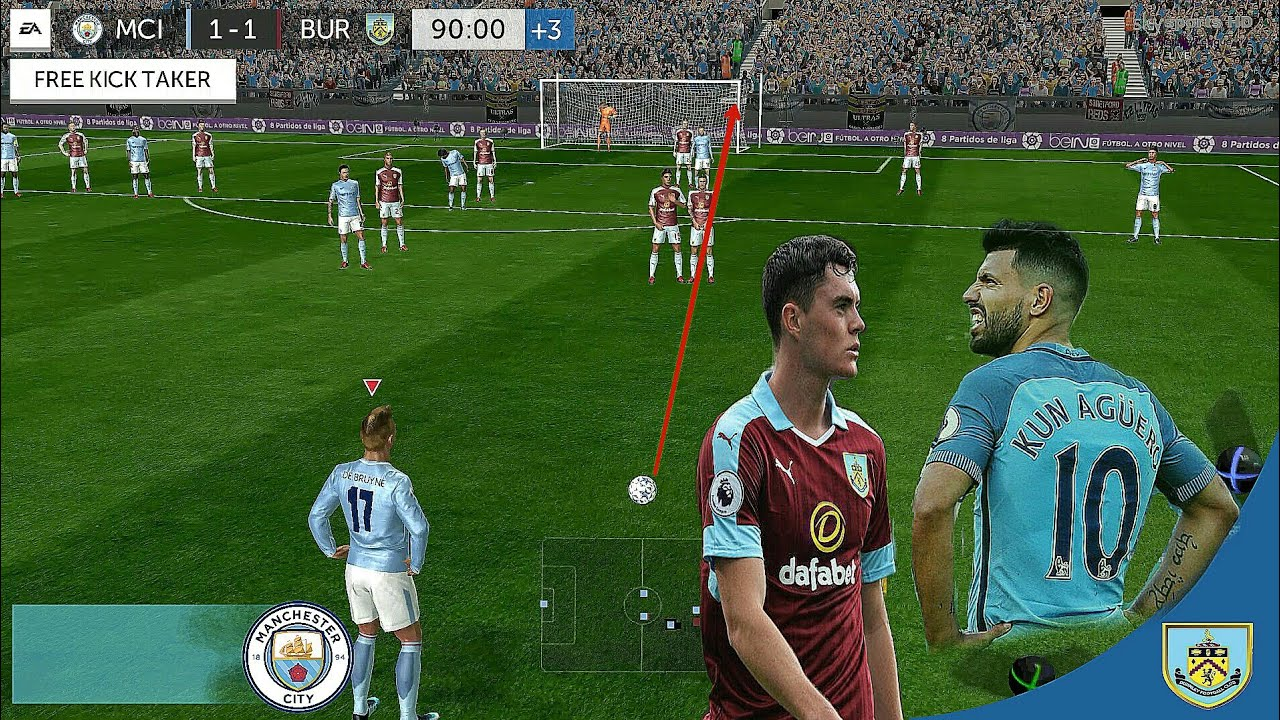 Manchester City Vs Burnley Fc Hd Youtube