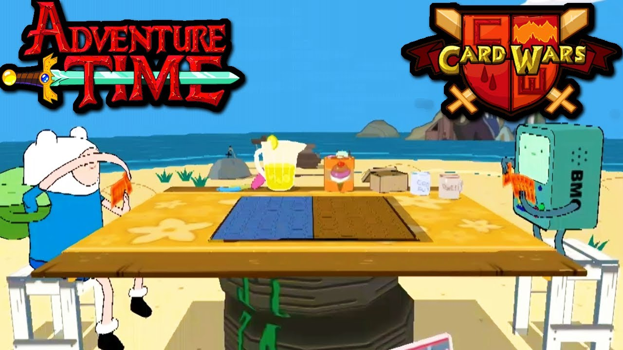Card Wars | Adventure Time