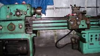Old lathe rebuilding and conversion to CNC - Part 1