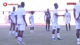 MAZOEZI ya STARS Kuivaa Uganda Jumapili TZ VS UGANDA