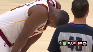 NBA ALL TIME SCARY INJURIES (Warning)
