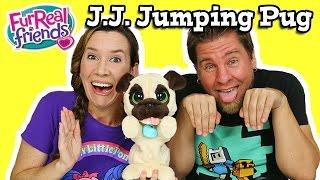 FurReal Friends JJ My Jumping Pug