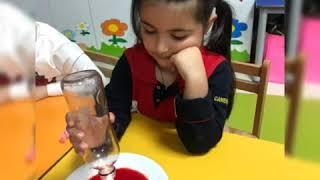 Anasınıfı 6 yaş B /Fen ve Doğa / Yükselen Sular