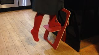 Step stool make