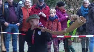 Open kampioenschap Midwinterhoornblazen
