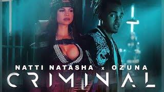 Natti Natasha  Ozuna Criminal Hungarian lyrics Magyar felirat.mp3