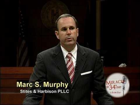 MTL Santa Legal Defense Team: Marc Murphy