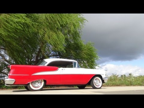 1955 Olds 88 Classic road test and tour