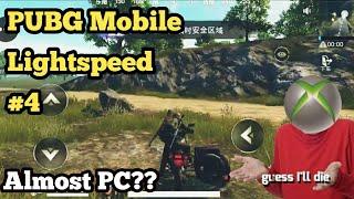 PUBG Mobile Beta   Lightspeed and Quantum Studio Gameplay #4 Almost PC?