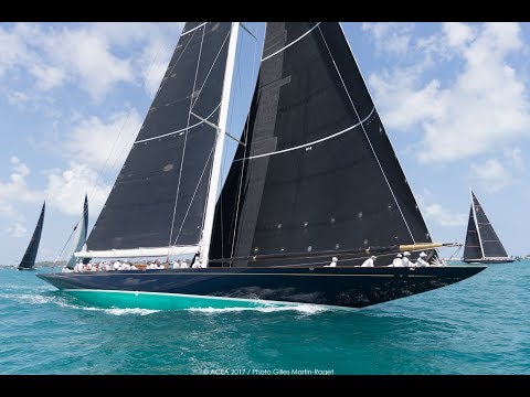 J Class - Americas Cup classics come to town