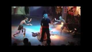 Cthulhu   Danza Azteca En La Discoteca video by Tim Travell Popul Vuh