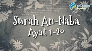 Download lagu Surah An-Naba Ayat 1-20