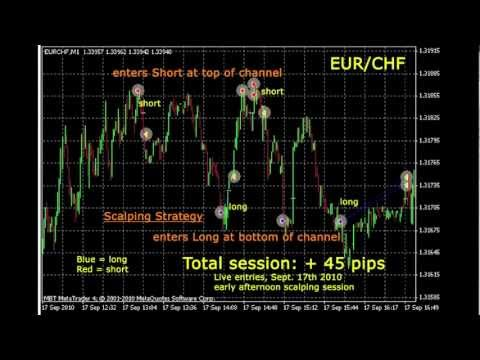 Best forex scalping robot